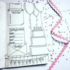 Image Result For Event Planning Template  Bullet Journal Ideas