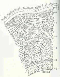 crochet beauty lace shawls, more ideas - crafts ideas - crafts for kids