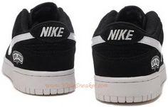 http://www.asneakers4u.com Nike SB Dunk Low Spurs Black White K031680