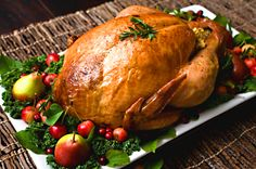 Turkey roasting tips for the fowl-phobic! Don't let that turkey terrify you - these 15 tips will save your tail.