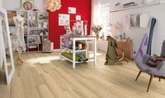 Discover all the information about the product HDF laminate flooring / click-fit / wood look / residential CORTINA OAK WHITE - EGGER and find where you can buy it. Wooden Flooring, Laminate Flooring, Egger Laminat, Zermatt, Carpet Flooring, Plank, Entryway Tables, House Design, Interior Design