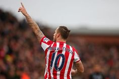 Stoke City 2-0 Man City Arnautovic's Second Goal -  http://www.football5star.com/highlight/stoke-city-2-0-man-city-arnautovics-second-goal/