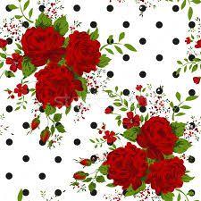 Resultado de imagem para desenho de flores com fundo branco
