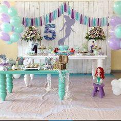 THE-LITTLE-MERMAID-BIRTHDAY-PARTY-DECORATIONS-A-PEQUENA-SEREIA-ARIEL-FESTA-INFANTIL.13.jpg (640×640)