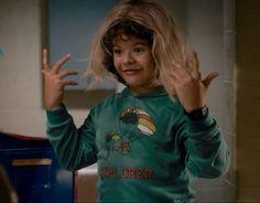 Gaten Matarazzo as Dustin Henderson in Stranger Things