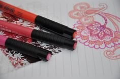Pitt Artist Pen Brush by Cnxyjs, via Flickr