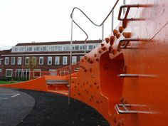 Beetsplein Playground, NL Architects and DS Landschaparchitecten, Dordrecht Netherlands 2003