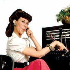 telephone operator | Telephone operators