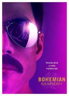 Free Watch Bohemian Rhapsody : HD Free Movies Singer Freddie Mercury, Guitarist Brian May, Drummer Roger Taylor And Bass Guitarist John Deacon. 2018 Movies, New Movies, Movies To Watch, Movies Online, Good Movies, Movies And Tv Shows, Freddie Mercury, Ted Bundy, Rami Malek