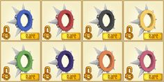 I really want these long spiked collars on animal jam they are the most wanted item!!!!