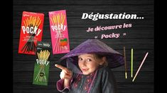 DÉGUSTATION: JE DÉCOUVRE LES BISCUITS POCKY Bucket Hat, Biscuits, Asian, Children, Crack Crackers, Cookies, Bob, Biscuit, Cookie Recipes