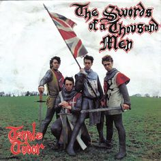 Tenpole Tudor - Swords Of A Thousand Men