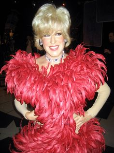 bette midler in vegas, 2009