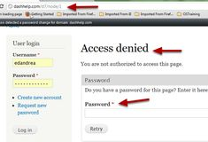 Node Access Password is a module that allows you to password-protect your Drupal content. This module will automatically generate a random password for each node you want to protect. That password must be entered before viewing the content. We're...
