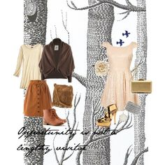 Cinderella - into the woods, Theatre Fashion. created by aglimpseofstocking.polyvore.com