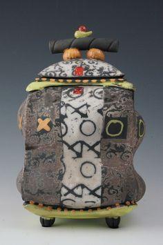 Pot Belly Box series - Daniel Oliver Ceramics