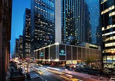 New York Hilton Midtown, New York