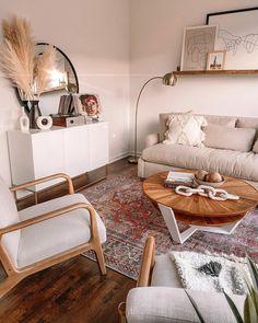Home Living Room, Apartment Living, Living Room Designs, Living Room Decor, Bedroom Decor, Living Room Inspiration, Home Decor Inspiration, House Rooms, Home Interior Design