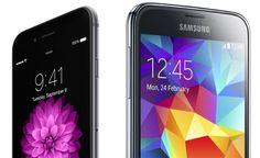 iPhone 6 y Galaxy S5, lo más Buscado en Yahoo en el 2014