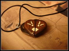 Illusionist locket a how to pyrography pinterest pyrography the illusionist pendant aloadofball Gallery