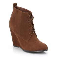 Wedge Ankle Boots http://www.laredoute.gr/MADEMOISELLE-R-Mpotakia-me-platforma_p-265378.aspx?prId=324409384