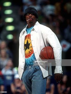 Denis Rodman, Last Dance, Chicago Bulls, Michael Jordan, 90s Fashion, Gq, Style Icons, Street Wear, Menswear