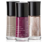 Limited-Edition† Mary Kay® City Modern Nail Lacquer http://www.marykay.com/brittainwg