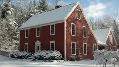 Fresh New England snow ~♥~