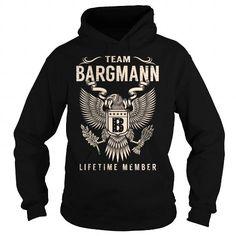 Team BARGMANN Lifetime Member - Last Name, Surname T-Shirt T-Shirts, Hoodies (39.99$ ==► Order Here!)
