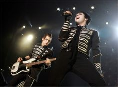 Way brothers ~ | We Heart It | gerard way, mikey way, and my ...