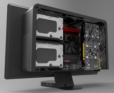 A new crowd-funded startup called Crono Labs has launched a campaign on Indiegogo to turn your monitor with a VESA mount into a monstrous gaming PC. Their product is a lightweight micro-ATX case that mounts on the back of your monitor over standard VESA mounts.…