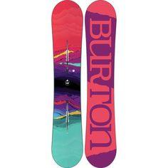 Women's Burton Feelgood Flying V Snowboard shown in 149 Snowboard Bindings, Snowboarding Women, Hybrid Design, Winter Hiking, Winter Sport, Burton Snowboards, Feel Good