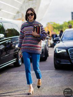 Mädels, das hier ist unser letzter Post von der Fashion Week für dieses Jahr! New York, London, Mailand und jetzt haben wir in Paris die letzte Station der