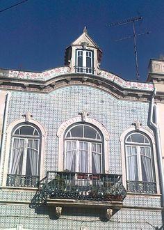 janela em Alcobaça,Portugal