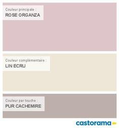 Castorama nuancier peinture mon harmonie peinture vert - Couleur cachemire peinture ...