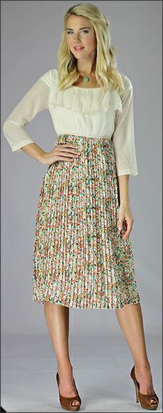 Olivia [MD2021] - $54.99 : Mikarose Fashion, Reinventing Modest Fashion