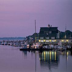 South Norwalk, Connecticut - Coastal Living