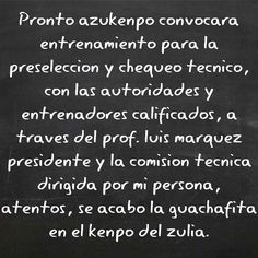 #Atentos #azukenpo #kenpo #zulia #ebsKenpo #ebsTrainner
