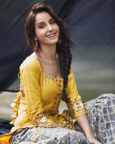 Nora Fatehi Indian Actress Hot Bollywood - by Rick - Find a HD wallpaper for your smartphone device. Discover now our large variety of topics and our best pictures. Bollywood Actress Hot Photos, Bollywood Girls, Beautiful Bollywood Actress, Bollywood Celebrities, Beautiful Indian Actress, Bollywood Saree, Bollywood Fashion, Indian Fashion Dresses, Indian Outfits