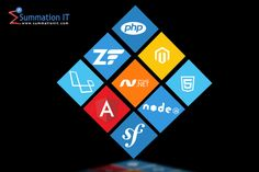 Web Application is the gateway to the world to showcase your business. #webdevelopment with #web #experts, Talk to our #web team for your projects. Know more at http://www.summationit.com/web-application-development . With the plethora of #technologies, #php #laravel #zend #symfony #magento #html5 #angularjs #nodejs #development at Summation IT. E-mail to : sales@summationit.com.