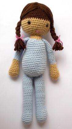 Puppets, Free Crochet, Smurfs, Macrame, Crochet Patterns, Teddy Bear, Dolls, Knitting, Blog