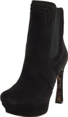 0a731377d3d4 Guess Abrielle Womens Size Black Leather Fashion Ankle Boots New Display      Check out the image by visiting the link.