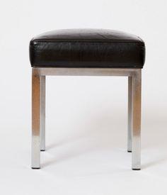 One stool by Jules Wabbes - Alexis Vanhove | Brussels