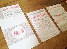 faire-part-mariage-vintage-fanion-eloise-rose-pochette-americain