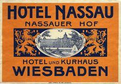 hotel nassau wiesbaden germany