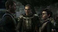 Walkthrough - Game of Thrones: A Telltale Games Series Wiki Guide - IGN Game Of Thrones Telltale, George Rr Martin, Game Art, Jon Snow, Shit Happens, Adventure, Games, Feels, Fictional Characters
