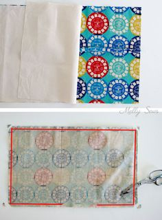 Sew a DIY pencil roll, which can also be made into a crayon roll or hold knitting needles or brushes - so many possibilities! Roll Up Pencil Case, Diy Pencil Case, Crayon Roll Tutorial, Diy Tutorial, Diy Crayons, Kits For Kids, Sewing Projects For Beginners, Lining Fabric, Knitting Needles