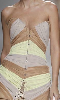 Maya Hansen corset