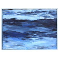 """Indigo Waves"" by John Bucklin"