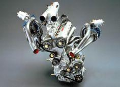 en Triflux Lancia Delta ECV Engine